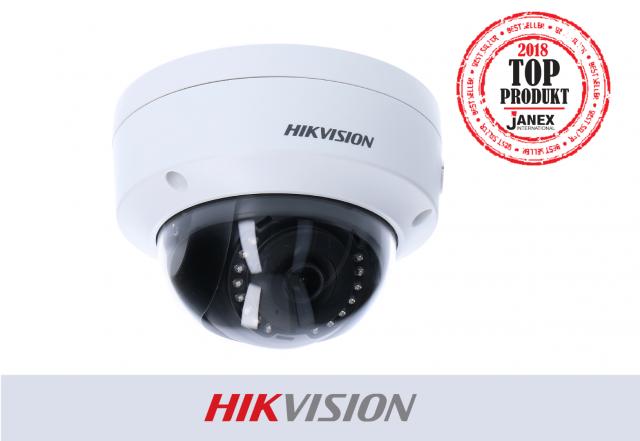 Kamera kopułkowa IP 4MP marki HIKVISION