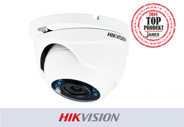 Kamera kopułkowa TURBO HD 2MP marki HIKVISION