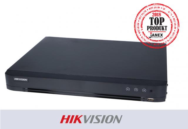 Rejestrator 8-kanałowy TURBO HD marki HIKVISION