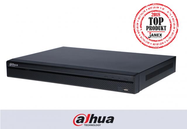 Rejestrator 16-kanałowy IP marki DAHUA