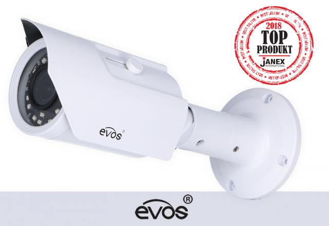 Kamera kopułkowa AHD 2MP marki EVOS