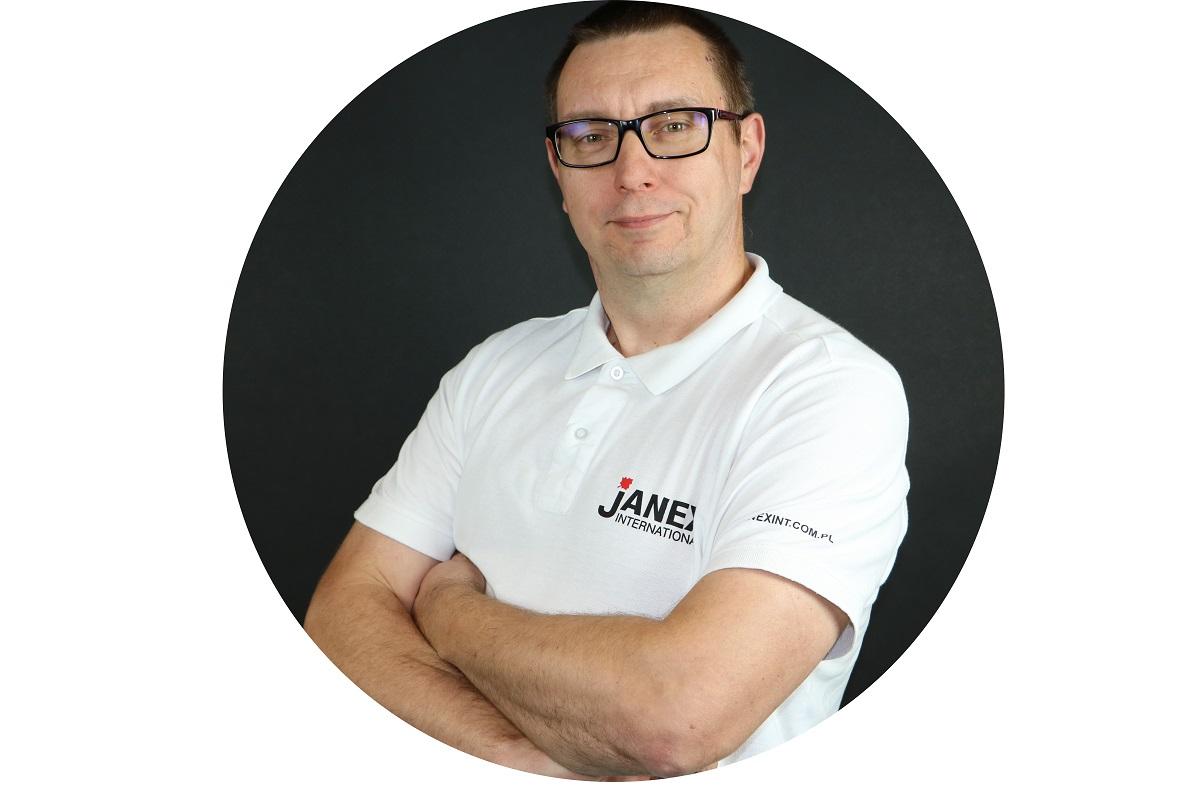 Krzysztof Kowalczyk Janex International